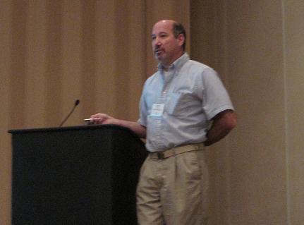 Lew Rossman at WDSA 2010